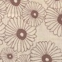 Featured image of Korean Flower voile fabric