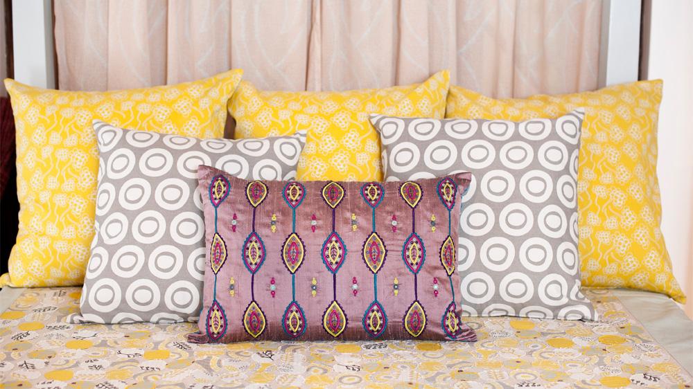 Category cushions