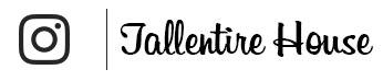 Instagram TallentireHouse Script Logo