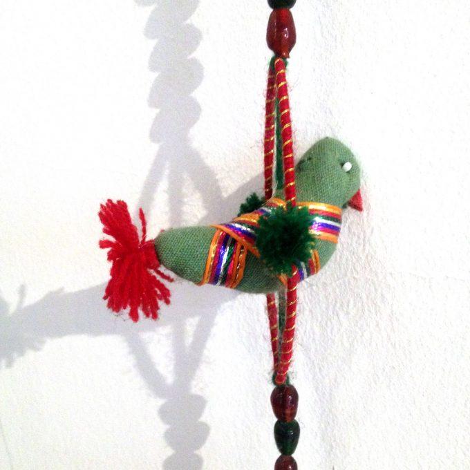 POS Hanging Birds 7 Birds