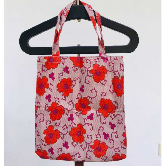 POS Shopper Russian Flower Rosewood Tiger Lilly