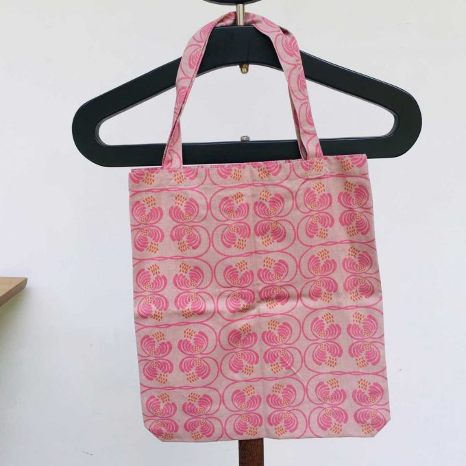 POS Shopper Wisteria Rosewood Flamingo