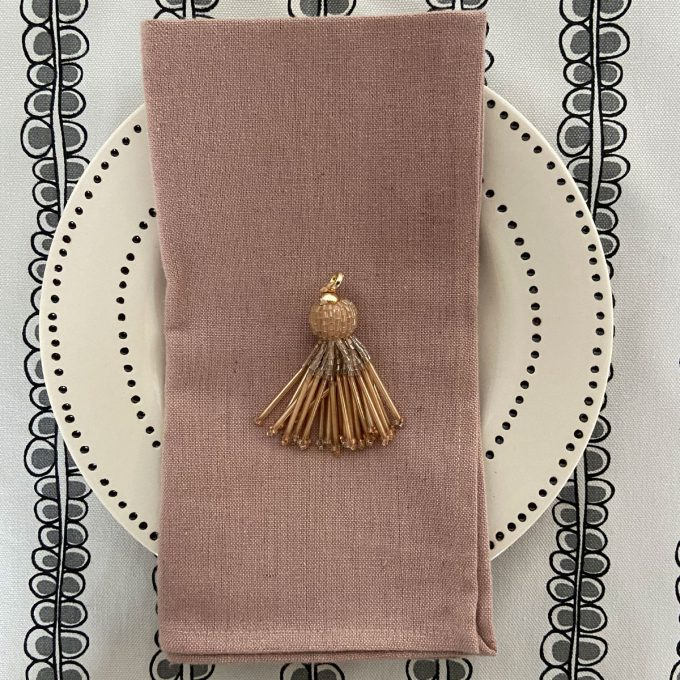 Tableware Combo Placemat Seed SL Napkin Plain