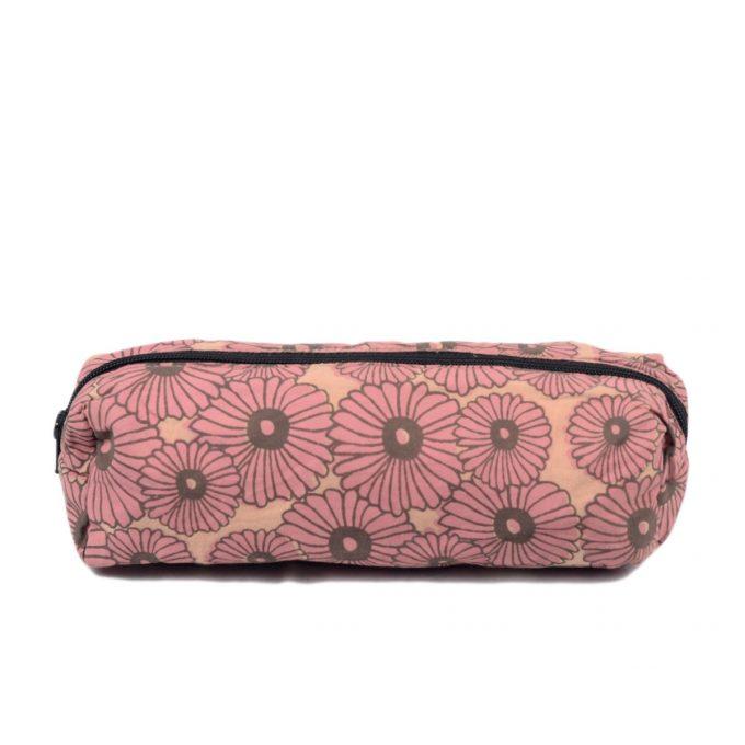 Tallentire House Cosmetics Purse Korean Flower Pink