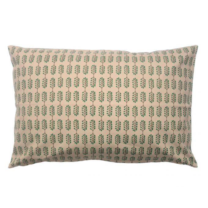 Tallentire House Cushion 60x40 Small Stem Juniper
