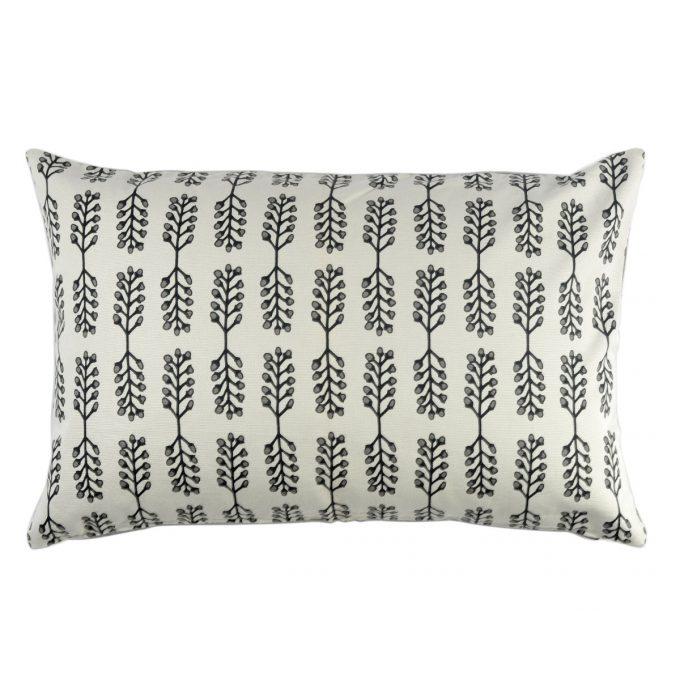 Tallentire House Cushion 60x40 Stem Stretch Limo