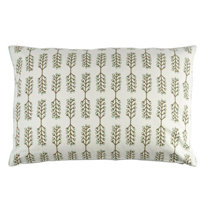 Tallentire House Cushion 60x40 Stem Vetiver