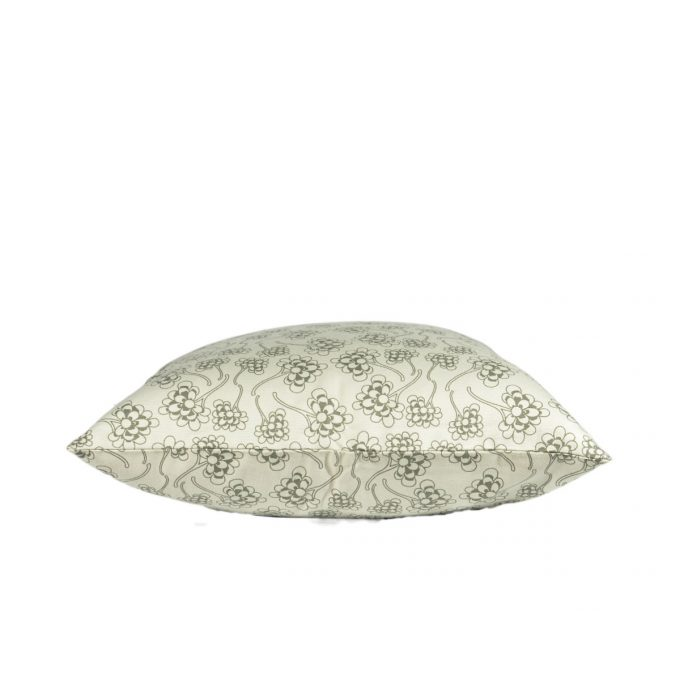 Tallentire House Cushion Chinese Flower Wild Dove Side