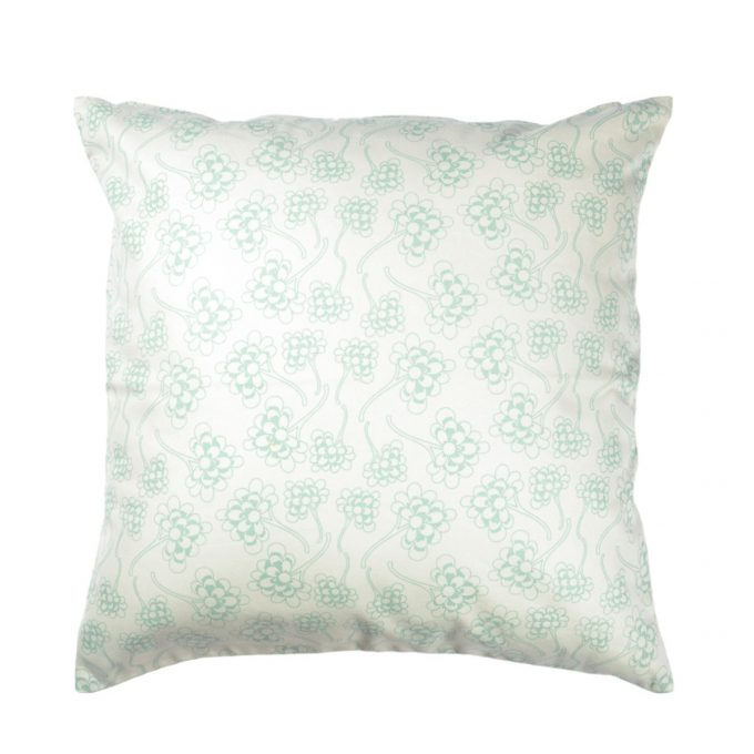 Tallentire House Cushion Square Chinese Flower Surfspray