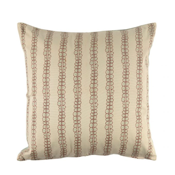Tallentire House Cushion Square Seed Brunette