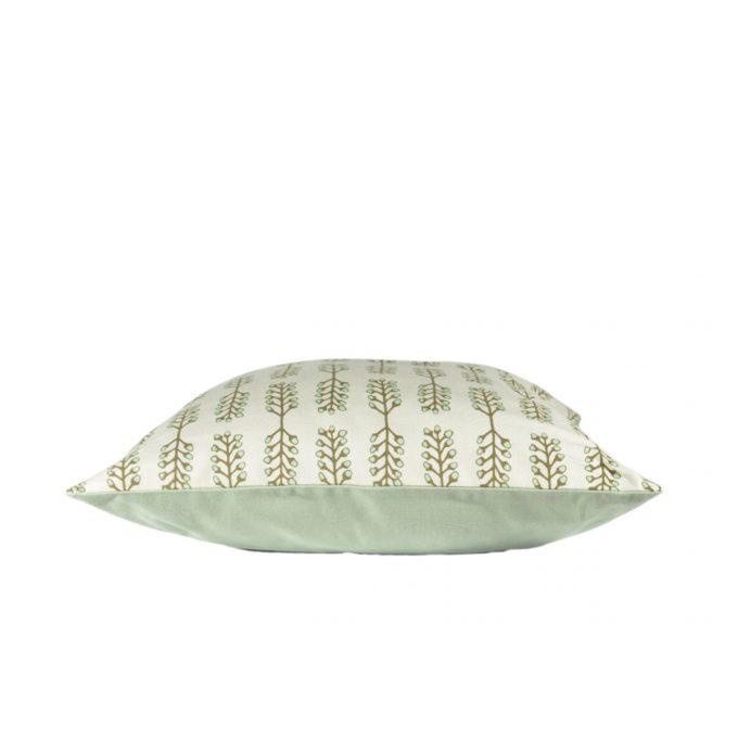 Tallentire House Cushion Stem Vetiver Side