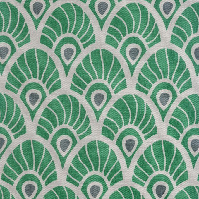 Tallentire House Fabrics Q1 Feather Juniper