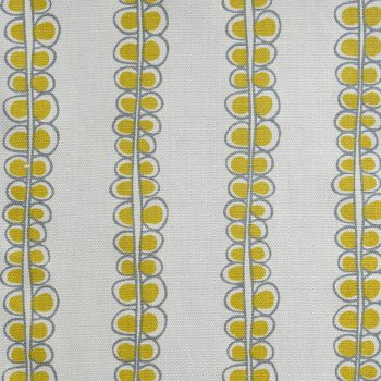 Tallentire House Fabrics Q1 Seed Oil Yellow