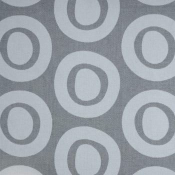 Tallentire House Fabrics Q2 Plain Circle Wild Dove