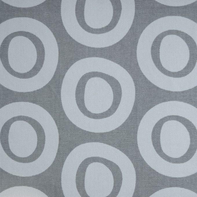 Tallentire House Fabrics Q2 Plain Circle Wild Dove
