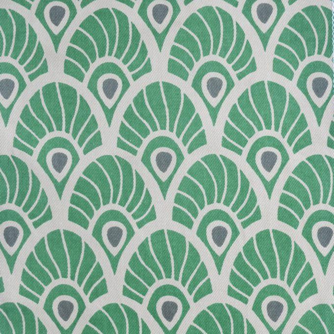 Tallentire House Fabrics Twill Feather Juniper