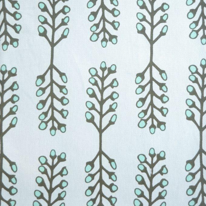Tallentire House Fabrics Twill Stem Vetiver