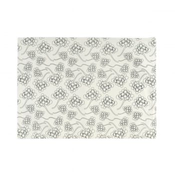 Tallentire House Placemat Chinese Flower Wild Dove