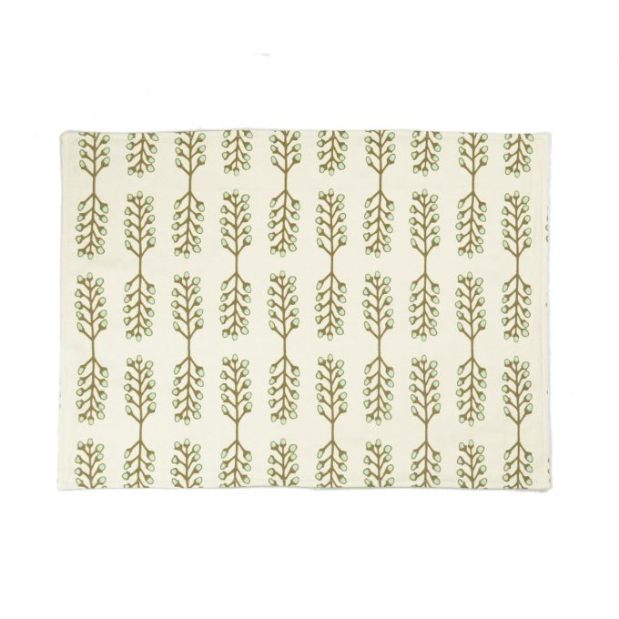 Tallentire House Placemat Stem Vetiver